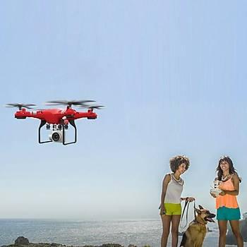 Drone 2.4G Otomatik Yükseklik Kontrollü WiFi HD Kamera Canlý FPV