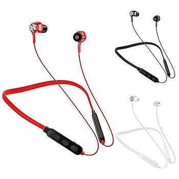 Stereo Bluetooth Manyetik Kulaklýk HiFi 90 Ses Kalitesi HD Mikrofonlu