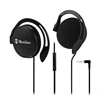 Mosidun MSD-H2 Askýlý Mikrofonlu Kulaklýk