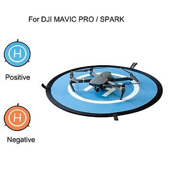 DJI MAVIC PRO  Drone 55cm Güvenli Ýniþ Ped Önlük