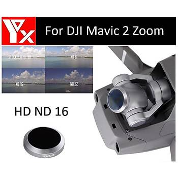 Dji Mavic 2 Zoom Gimbal Kamera Lensi Ýçin HD ND16 Filtre Nötr Yoðunluk