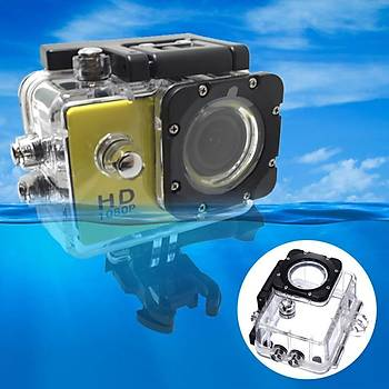 Aksiyon Kamera Sualtý Koruyucu Kasa SJCAM SJ4000 SJ4000 Wifi Eken H9