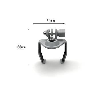 DJI Mavic Mini Montaj Konnektör 1/4 vida insta 360 & GoPro Ýçin