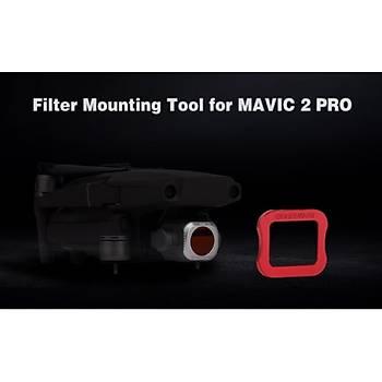 DJI Mavic Pro 2 CNC Lens Filtresi Kolay Sökme-Takma Aparatý