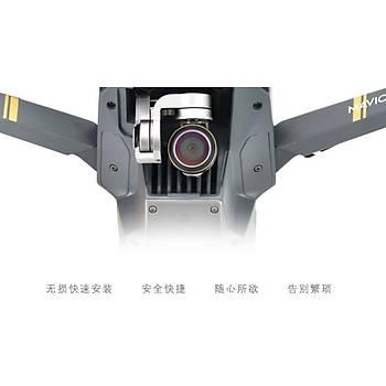Dji Mavic Pro Gimbal Kamera Lensi Ýçin UV HD Filtre Ultraviyole JSR