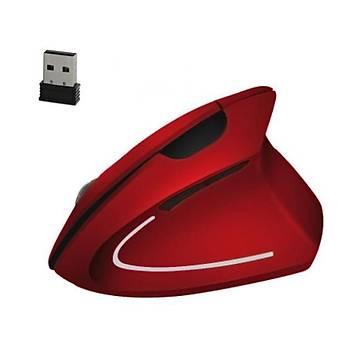 Optik Dikey Mouse 2.4GHz Ergonomik Kablosuz Vertical Shark Fin