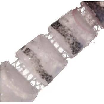 PROFISHER TPR Fosforlu Silikon Sahte Yem 5 cm 7 gr 5 Eklem