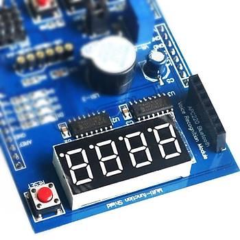 Arduino UNO R3 Geniþletme Kartý Kiti MEGA 2560 Shield