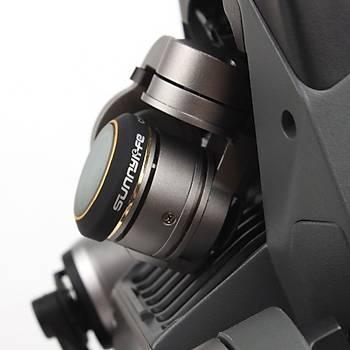 DJI Mavic Pro Alpine White Kamera Lens Ýçin 4 lü Filtre Seti ND4/ND8/ND16 /ND32 Nötür Yoðunluk