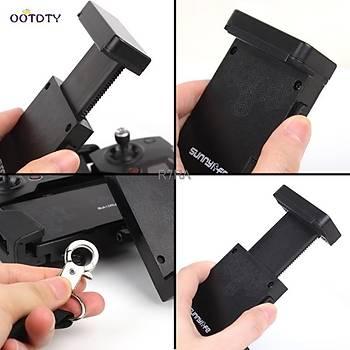 DJI Mavic Pro - Spark Kumanda Tablet ve Lens Tutucu DJI Mavic Pro - Spark Kumanda Tablet ve Lens Tutucu 4,7-12,9 inch