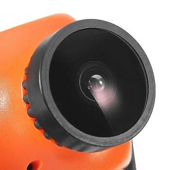1200Tvl Mini Fpv Kamera Cmos 3.6mm Lens 130° PAL 5-12V Racer Dron