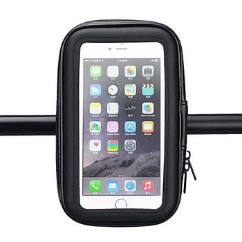 Motosiklet Bisiklet Gidon?a Monte Dokunmatik Telefon Tutucu