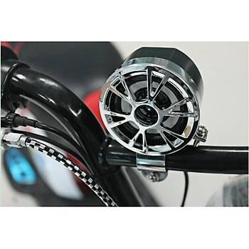Motosiklet Araç Modifiye HiFi Tam Aralýk Hoparlör Su Direncli 1 Çift AV M183
