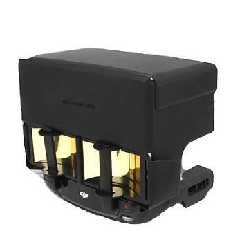 DJI Spark Katlanabilir Anten Speküler Sinyal Güçlendirici + Kumanda Güneþlik Vizör