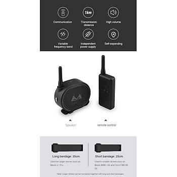 DJI Spark  2 Km Mesafeli Megafon USB þarjlý Uzaktan Kumandalý