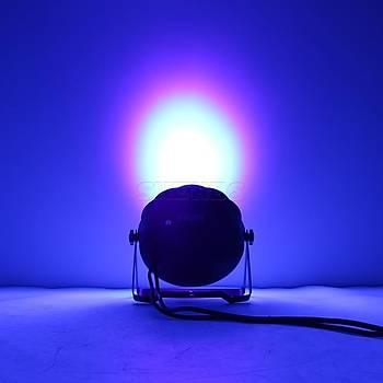 54 LED UV Mor Sahne Iþýk DMX 8 Kanal Ultraviyole Strobe Projeksiyon Lamba