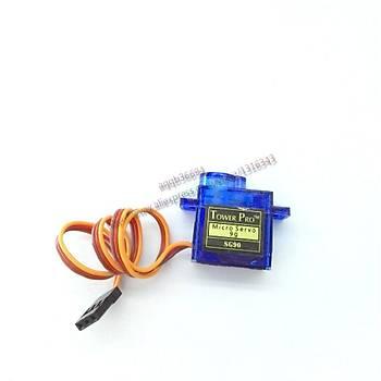 SERVO SG90 9g Mini Micro Servo RC Araçlar Ýçin