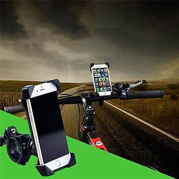 Motosiklet Bisiklet  Evrensel Týrnaklý Telefon Tutucu