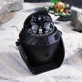 Led Iþýklý Pusula Ýnklinometre Eðim Ölçümü ABS Marin Navigasyon