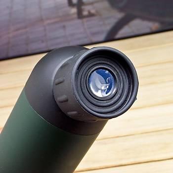 20 x 50 Optik Lens Tripodlu Monoküler Az Iþýkta Gece GörüþTeleskop