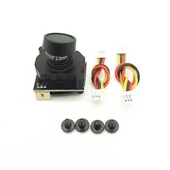 1200TVL Mikro Dijital Video Kamera 2.3mm Lens FPV Dron Yarýþ Hava Fotoðrafçýlýðý