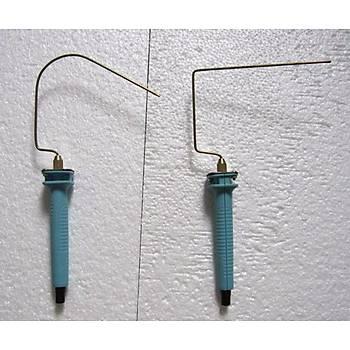 Strafor Köpük Kesme Kalemi 10 cm Sýcak Tel Elektrikli + EU Adaptör