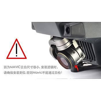 Dji Mavic Pro Gimbal Kamera Lensi Ýçin ND8 HD Filtre Nötr Yoðunluk JSR