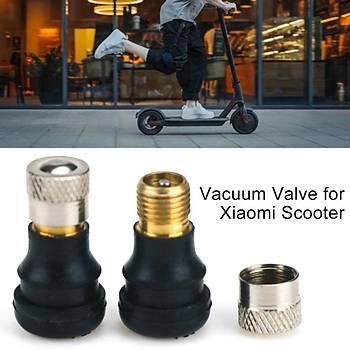 M365/Pro Elektrikli Scooter Ýçin Tubeless Lastik Valfi 2 Adet