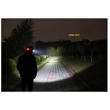 CREE XML T6 5000 Lümen Süper Hafif LED Fener