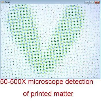 500 X Mikroskop USB Laptop & PC baðlantýsý + CD