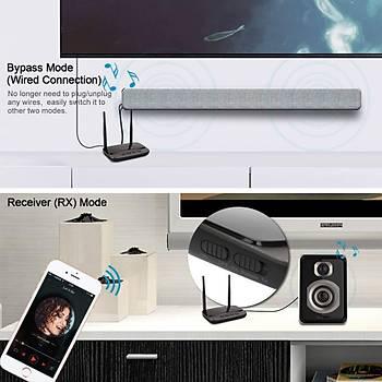 BT 5.0 Optik Stereo Ses RX TX Verici Alýcý