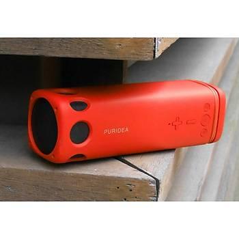 PURIDEA I2 Kablosuz Bluetooth Hoperlör fener PB
