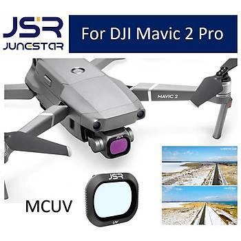 Dji Mavic 2 Pro Gimbal Kamera Lensi Ýçin MCUV Polarize Filtre JSR
