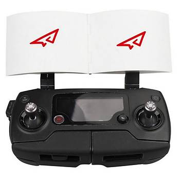 DJI Mavic 2 Zoom Mesafe Uzatýcý Parabolic Anten Katlanýr Kutu