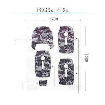 Mavic Pro PVC Su Geçirmez Kaplama Etiket Desen G
