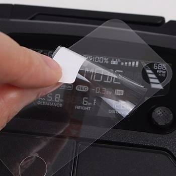 DJI Mavic 2 Zoom Uzaktan Kumanda Ekran Koruyucu Film HD Pad 2 Adet Set