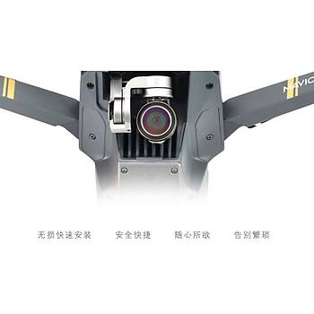 DJI Mavic Pro Platinum Gimbal Kamera Lensi Ýçin ND8 HD Filtre Nötr Yoðunluk JSR