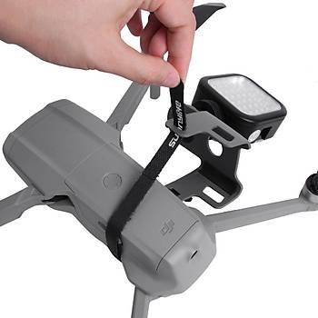 DJI Mavic Air 2 Kamera Tutucu Braket GoPro Insta 360 Osmo Uyumlu