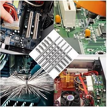 Mikro Karbür PCB Matkap Ucu Metal CNC Sondaj 10lu Set 2.55mm