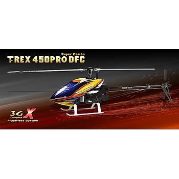 ALIGN T-REX 450 PRO DFC Super Combo