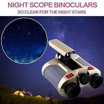 Dürbün Teleskop Düþük Iþýkta Gece Görüþ Görüntüleyici
