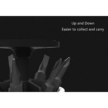 Xiaomi Mijia Wowcase Mini Yükseltilmiþ Elektrikli tornavida Vida Ucu Kutusu
