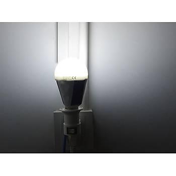 12W Güneþ Enerjili LED Solar Lamba Taþýnabilir Güneþ Enerjisi Panelli