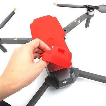 DJI Mavic Pro Dron Ýçin Gövde Silikon Kýlýf Koruyucu Kapak Koruma
