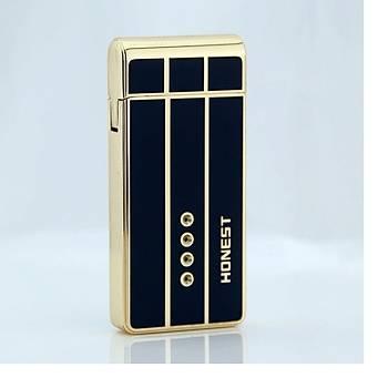Plazma Çift Ark Elektronik Cakmak Alevsiz USB Þarjlý Sallama ile Ateþleme