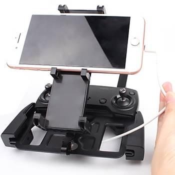 DJI Mavic 2 Pro Uzaktan Kumanda Telefon/ Tablet Tutucu Braket