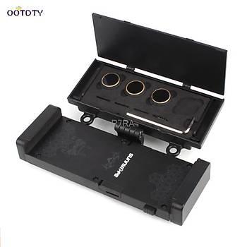 DJI Mavic Air Kumanda Tablet ve Lens Tutucu  DJI Mavic Pro - Spark Kumanda Tablet ve Lens Tutucu 4,7-12,9 inch