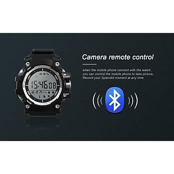Smartwatch Rakým Ölçer UV Monitör Bluetooth Su Geçirmez Dalýþ
