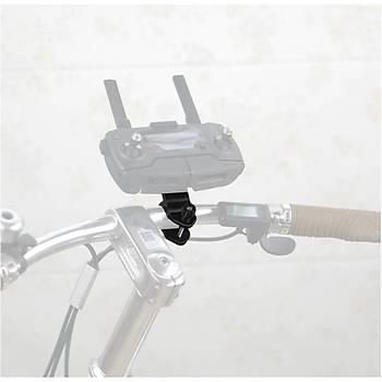 DJI Spark Kumandasý Bisiklet Gidon Montaj Aparatý 3D baskýlý