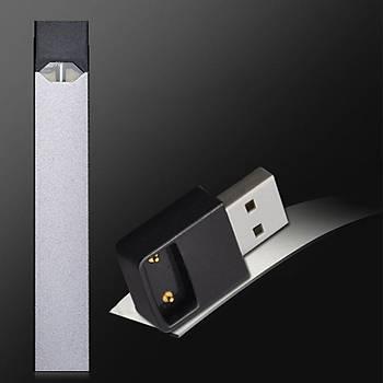 JUUL Vape Pod Kalem için Taþýnabilir USB Manyetik Þarj Cihazý Baðlantý Portu V2